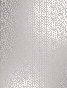 Highland Cable wallpaper in Silver from Lake August Silver Wallpaper, Print Wallpaper, August Wallpaper, Interior Design Companies, Contemporary Interior Design, Room Set, Wall Colors, Textured Background, Design Inspiration