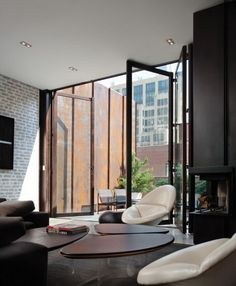 Warehouse Townhouse in New-York