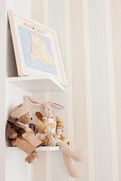 Quarto de Bebê Moderninho by Celina Dias Bebê - Decoração de Quartos de Bebês - Guia do Bebê