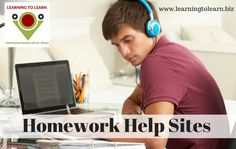 Parents, Teachers, Educational Therapists, Learning Specialists and Tutors - Here is a comprehensive list of sites that can help students with homework.