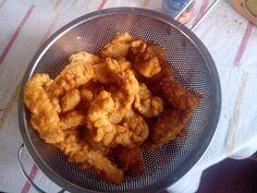 Rántott csirke gyorsan