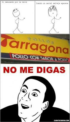 Pollo con sabor a pollo Haha Funny, Funny Memes, Hilarious, Text Memes, Humor Mexicano, You Dont Say, Spanish Memes, Marvel Funny, Really Funny