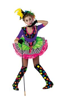 Love this dance costume! Lil mad hatters