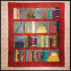 Bookshelf Quilt Kit