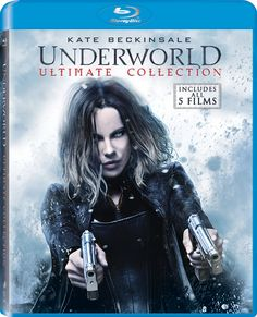 Underworld: Ultimate Collection (2003-2016) Blu-ray
