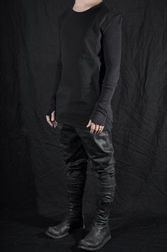 YUNY Womens Slim Fit Longline Dress Suit Flat Front Pants Set Black 2XL