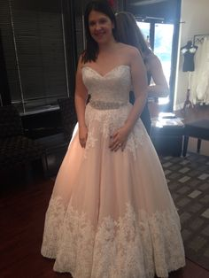 The fairytale dress my bridesmaids all hated but I still feel look straight off the pages of a fairytale