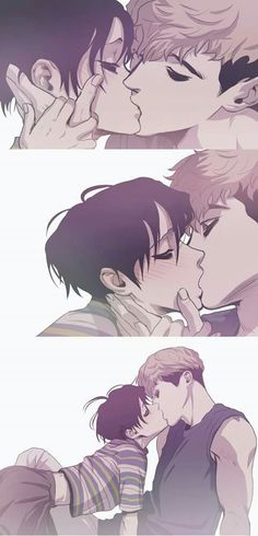 Killing Stalking #Sangwoo #Yoonbum