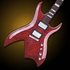 HelloMusic: BC Rich Guitar Masterpiece Bich - Dragons Blood http://www.hellomusic.com/items/masterpiece-bich-dragons-blood