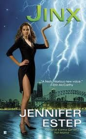 Bk 3. I've come to really enjoy Jennifer Estep's writing