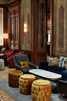 Soho House Istanbul - Hotel Interior Designs…