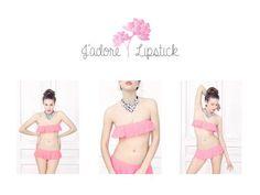 J'adore Lipstick Handmade Bikini Hydra Fluo  www.jadorelipstick.com