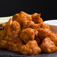 Buffalo Cauliflower Recipe by Tasty