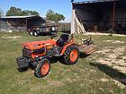 Used Kubota B7100 Tractor