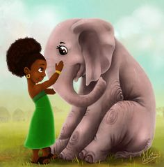 Love You by KiraTheArtist.deviantart.com on @DeviantArt #Childrenillustration…