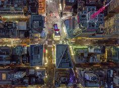 New York from the Air – Fubiz Media