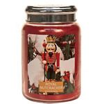 Village Candle® Royal Nutcracker € Homemade Gingerbread House, Candle Reading, Large Glass Jars, Candle Accessories, Halloween Candles, Scented Oils, Candels, Diy Christmas Ornaments, Holidays Halloween