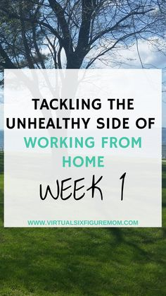 Looking for tips for healthy living while working from home? Take a look at my journey here.