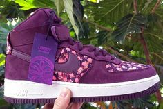 LIBERTY x NIKE AIR FORCE 1 HIGH | BUILD & DESTROY...