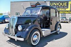 1958 Beardmore Taxi