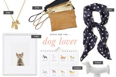 Holiday Gift Guide: For the Dog Lover