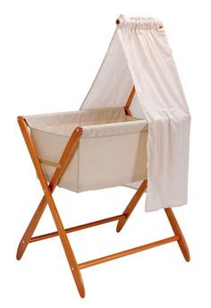 Cariboo Folding Bassinet With Drape · Baby FurnitureChanging TablesBassinet