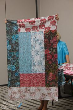 I want to make this quilt!