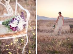 Paul & Jewel Studios, Santa Barbara Destination Wedding Photographer - Mount Shasta Bridal Shoot #wedding #boquet #flowers #mountains