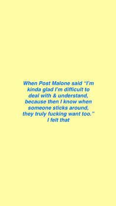 Wallpaper Quotes Lyrics Post Malone Ideas For 2019 Post Malone Lyrics, Post Malone Quotes, Tweet Quotes, Mood Quotes, Life Quotes, The Words, Real Talk Quotes, Quotes To Live By, Lyrics Deep