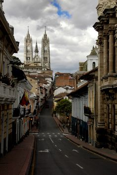 Quito, Ecuador: Immerse yourself in the Quiteno culture. Photo by Marc Guitard