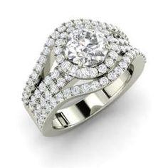 Nolene Halo Rings