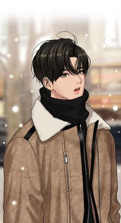 Garçon Anime Hot, Cool Anime Guys, Handsome Anime Guys, Pretty Anime Girl, Cute Anime Boy, Asian Short Hair, Cute Baby Videos, Cute Anime Wallpaper, Webtoon Comics