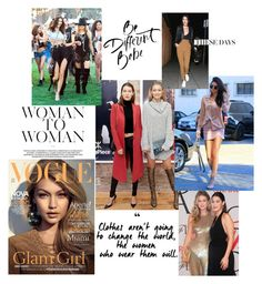 """""""Woman To Woman"""" by onesweetthing on Polyvore"""