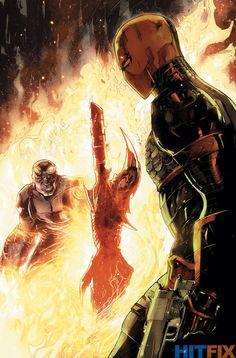 Deathstroke Annual #1 by Joe Prado *