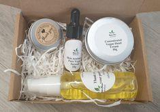 Vegan Gift for Oral Care Dental Care Gift  Serum Hair Shampoo Body Butter Healing Balm