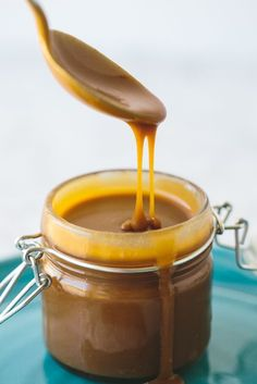 salted caramel sauce (paleo, vegan, dairy-free)