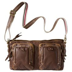 Converse® One Star® Connie Small Crossbody - Brown