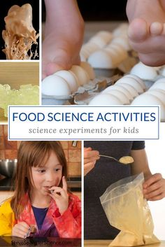 Discover Steve Spangler's best food science experiments and activities for kids!