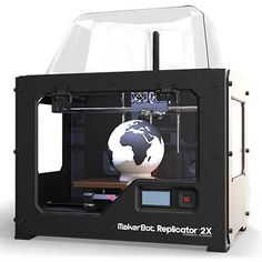 10 Hot 3D Printers In The Channel - MakerBot Replicator+