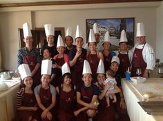Chanh + Quy #party #culinaryexperience with #Chefs Alessandro and Giambattista!