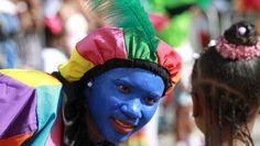 'Bloemenpieten' bij intocht Haarlem 23 oktober 2014 om door R. van As Amsterdam, Carnival, Face, Dutch, Public, Decor, Decoration, Dutch Language, Carnavals