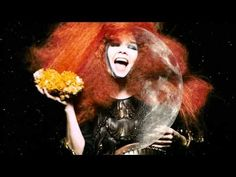 björk: moon - YouTube  She's suppose to be my spiritual musician. But don't have time to listen to her at the moment.