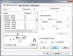Descargar gratis SigmaGraph: Programa para el trazado y análisis de datos | Banana-Soft.com