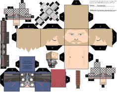 Thor - Paper Craft