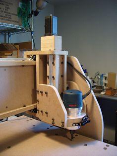 DIY CNC Brian Oltrogge