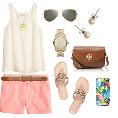 Spring day with Tory - Polyvore
