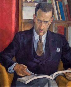 Edwin Holgate, portrait of Jean Chauvin, 1933 Of Montreal, Quebec, Ontario, Franklin Carmichael, Portraits, Portrait Paintings, People Reading, Tom Thomson, Style
