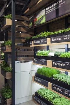 ©studiomfd, Instore, Herb Garden, retail, design, green, eco, albert heijn, XL (www.studiomfd.com)