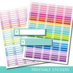 Washing machine stickers, Washing machine planner stickers, Washing machine printable stickers, Cleaning stickers, Chores stickers, STI-162