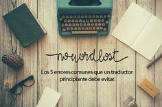 Consejos para un traductor principiante